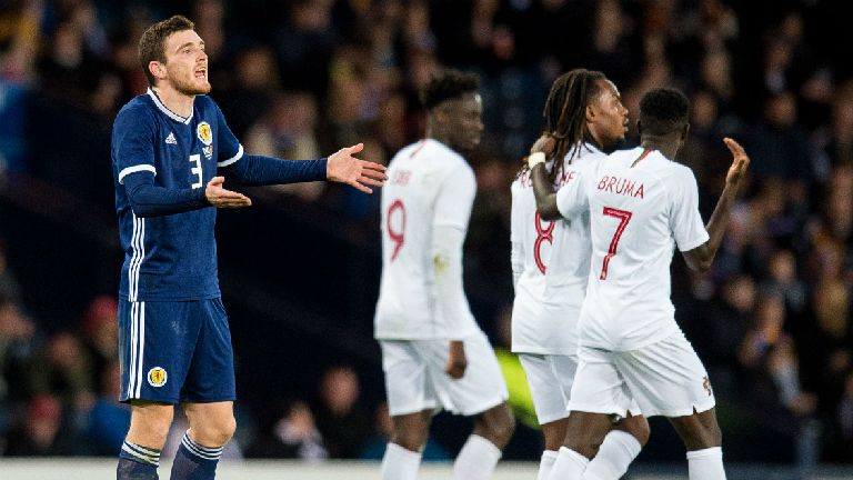 Robertson: Scotland needs to cut out costly mistakes