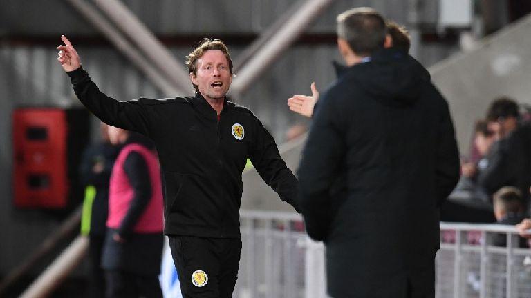 Gemmill stresses positives as Scotland beaten by England