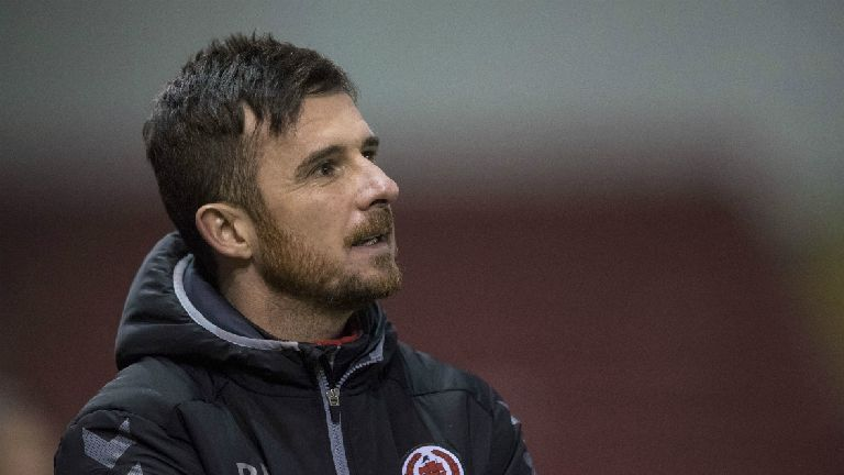 Barry Ferguson confirmed as new Kelty Hearts manager