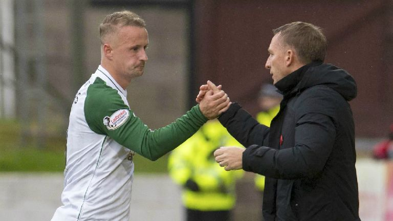 Rodgers: Griffiths 'has no business' playing unless fit