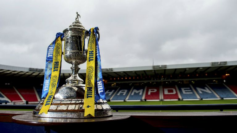 Scottish Cup: See who your team faces in the third round
