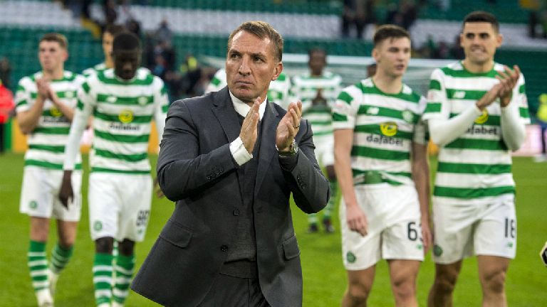 Rodgers: Celtic are getting back to their stylish best