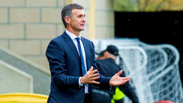 Dundee sack Jim McIntyre following relegation