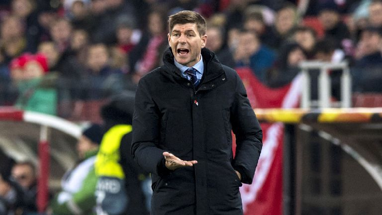 Gerrard disappointed with 'individual basic errors'