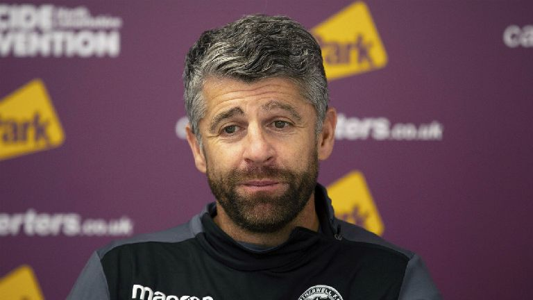 Robinson: Motherwell's physicality blown out of proportion