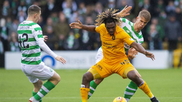 Livingston hold firm to grab point against Celtic