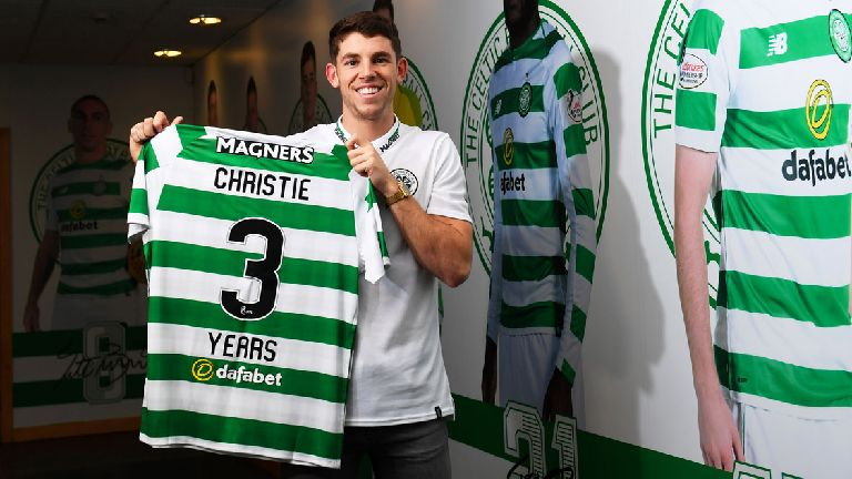 Ryan Christie: I can become a mainstay in Celtic's team