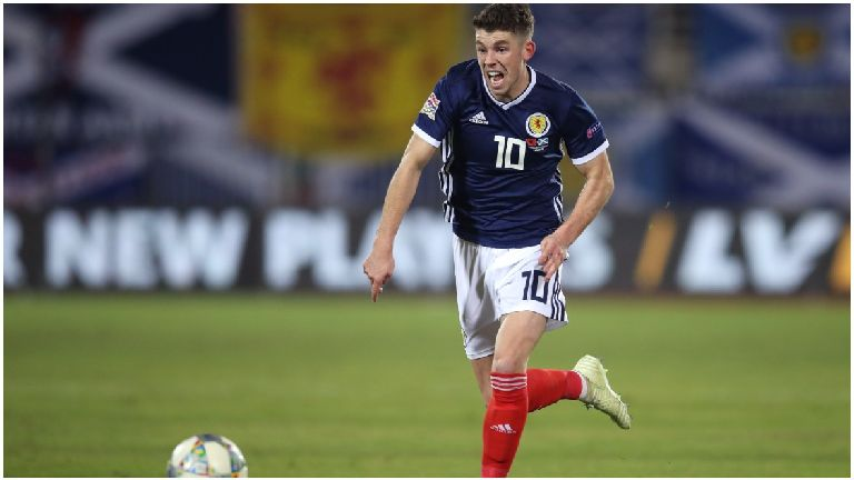 Christie: Confident Scotland 'buzzing' after Albania win