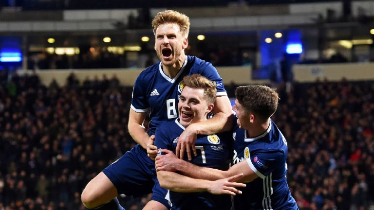 Scotland learn schedule for Euro 2020 qualifying