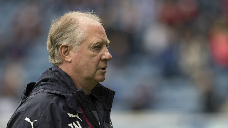Jimmy Nicholl joins St Mirren as first team coach