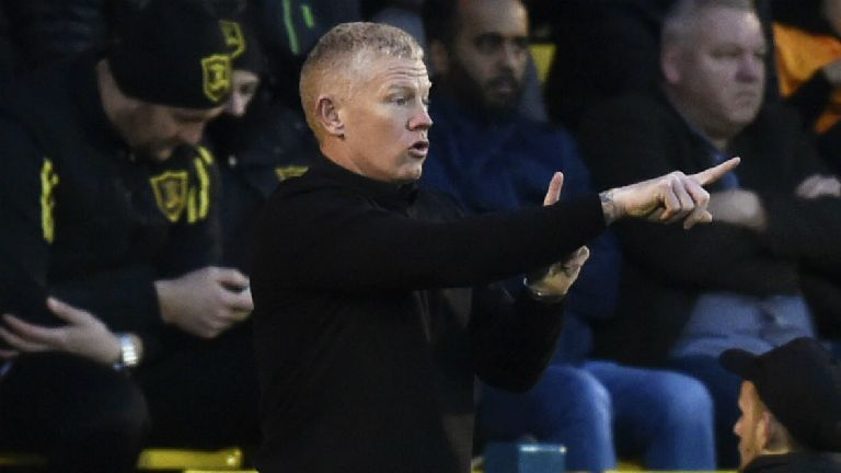 Holt praises Livingston for playing to their strengths