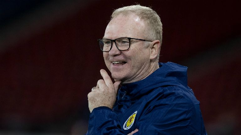 Scotland to face Belgium and Russia in Euros qualifying