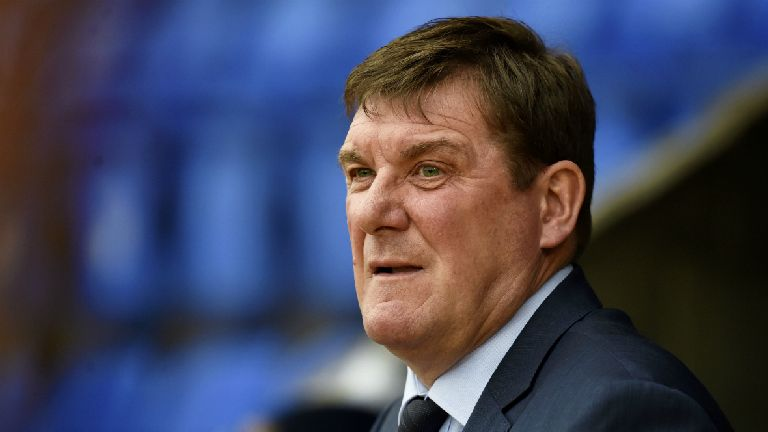 Tommy Wright named Premiership Manager of the Month