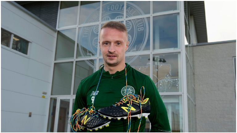 Griffiths targets Scotland comeback after 'dark times'