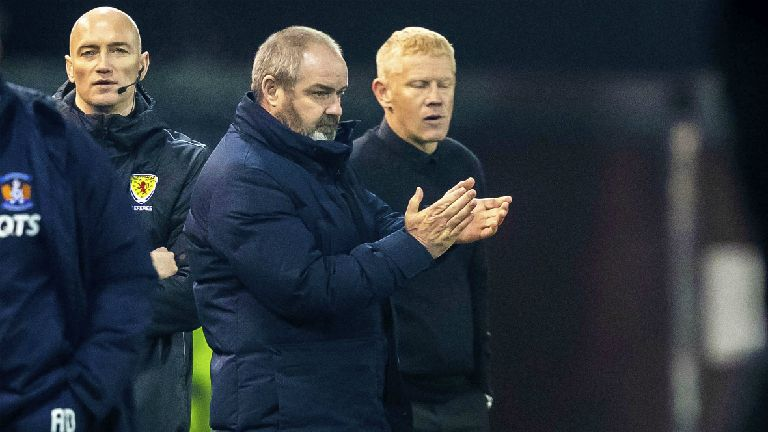 Clarke: Nobody at Kilmarnock is getting carried away