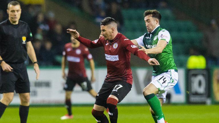 Hammill's wonder goal draws praise from Oran Kearney