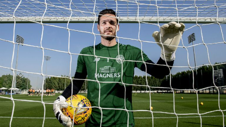 Craig Gordon: Celtic experience can be key in title race