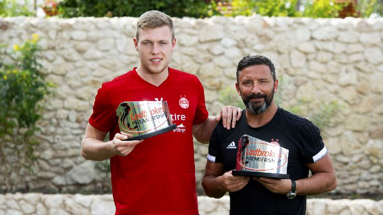 McInnes targets two positions to boost Aberdeen's season