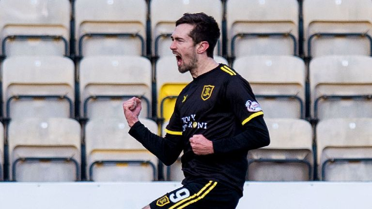 Hardie signs new Rangers deal and returns to Livingston