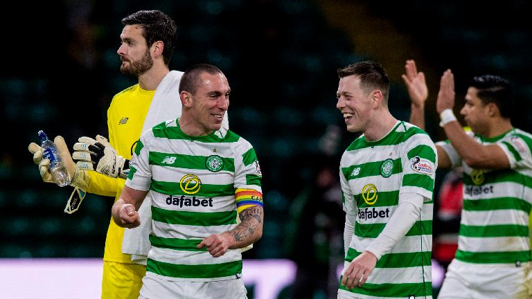 McGregor: Celtic will be doing everything to keep Brown