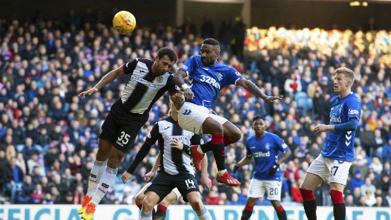 Premiership: Wins for Rangers, Aberdeen and Motherwell