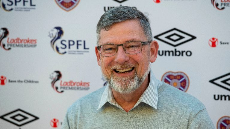 Levein: I'll keep plugging away to keep Naismith and Djoum