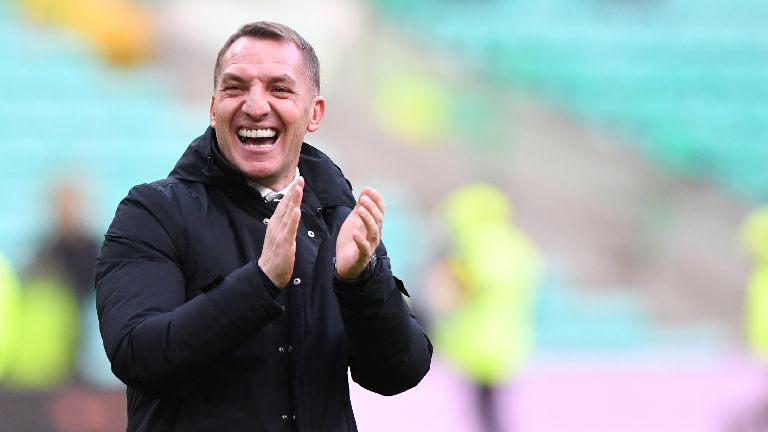 Rodgers: Celtic excited for Valencia test after cup win