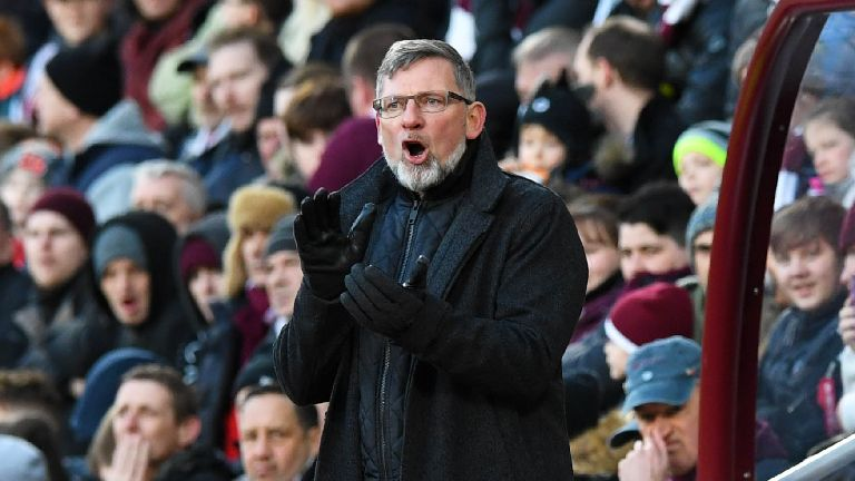 Michael Smith injury only downside for Craig Levein