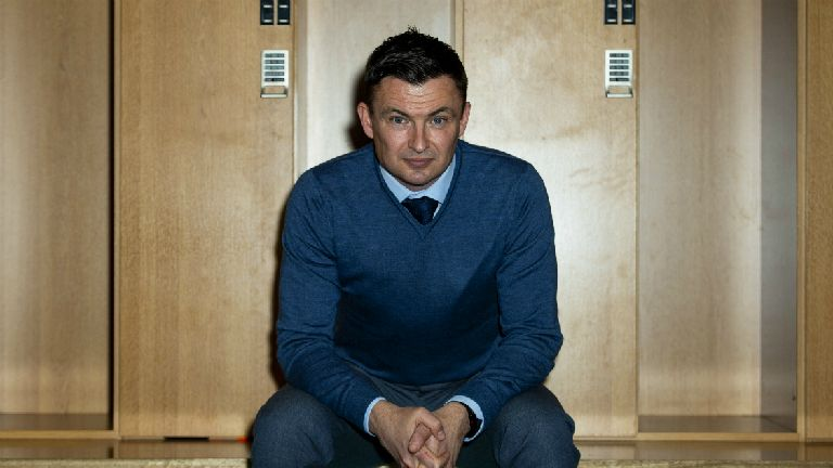 Paul Heckingbottom happy to be back 'in the bubble' at Hibs