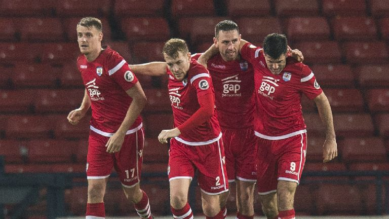Welsh side Connah's Quay Nomads reach Challenge Cup final