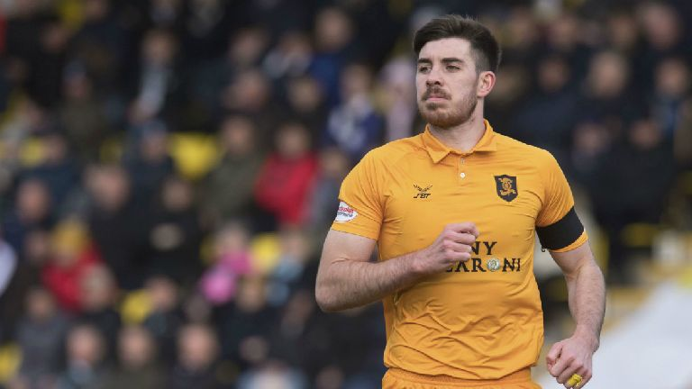 Robinson tight-lipped on Motherwell move for Gallagher