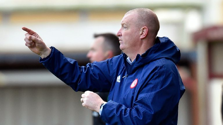 Brian Rice 'raging' after Hamilton Accies' derby defeat