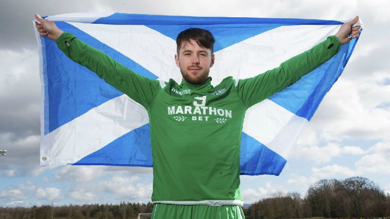 Marc McNulty out to grasp his 'dream' Scotland chance