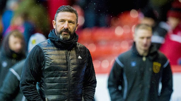 McInnes 'frustrated' as Aberdeen's home woes continue