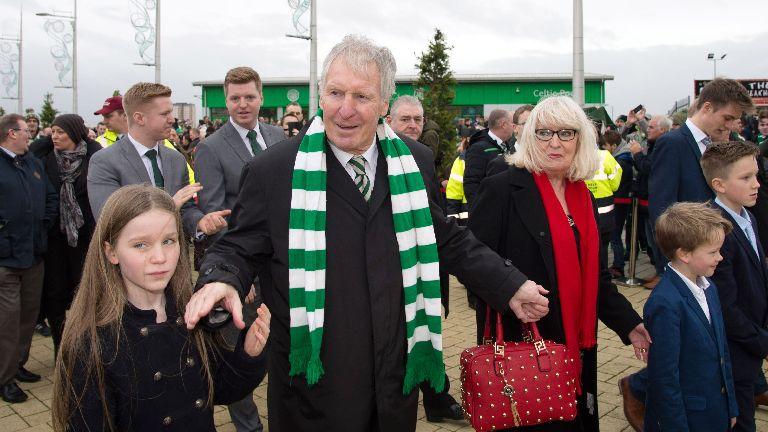 Celtic clear up Billy McNeill rumours with family statement