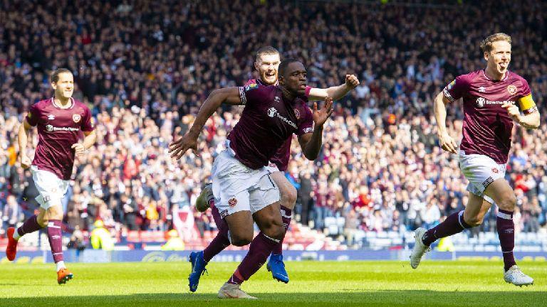 Hearts 3-0 Inverness: Ikpeazu sparks second half rout