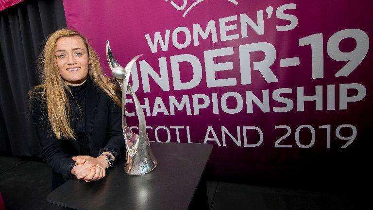 Scotland's Erin Cuthbert dreams of perfect Hampden send-off