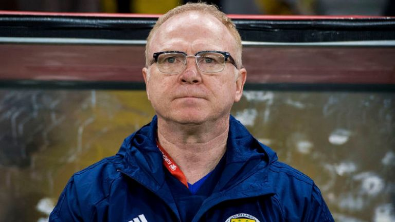 Alex McLeish leaves Scotland job after 14 months in charge