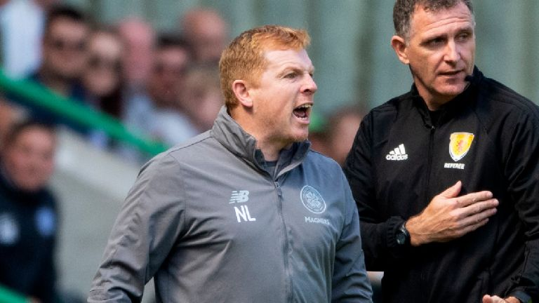 Lennon warns Celtic not to be complacent after Hibs draw