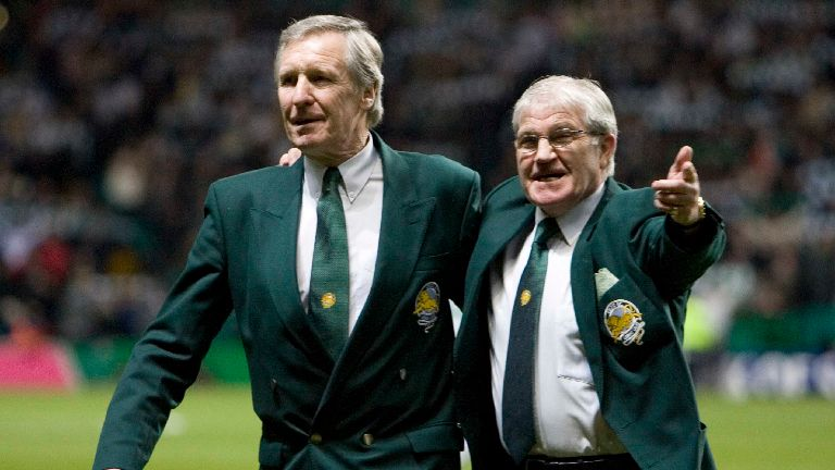 Bertie Auld: 'Billy could have been anything he wanted'