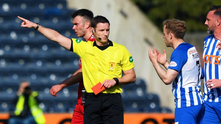 Kilmarnock appeal Broadfoot and McKenzie red cards