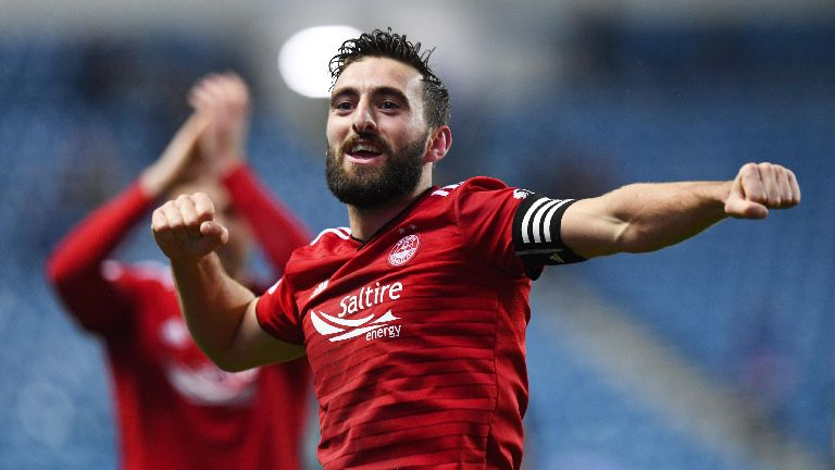 McInnes: Give departing skipper Shinnie the perfect send-off