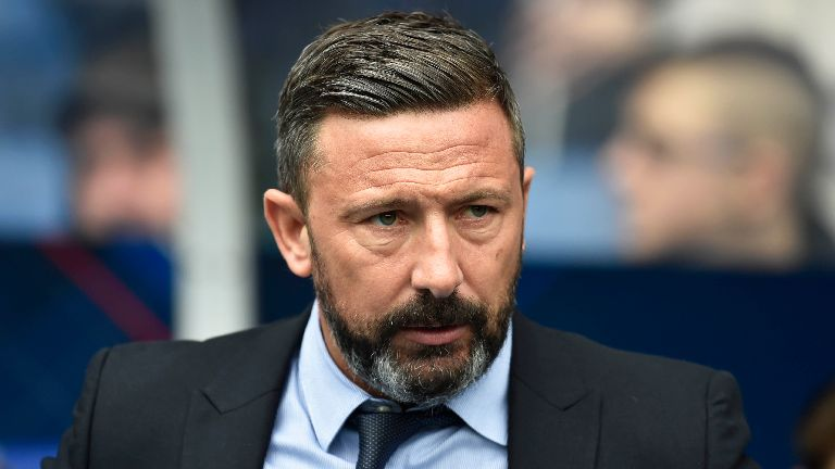 McInnes believes rebuilding job at Aberdeen is biggest yet