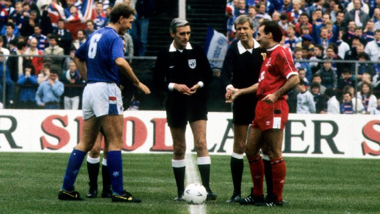 'Hampden riots' referee George Smith dies aged 75