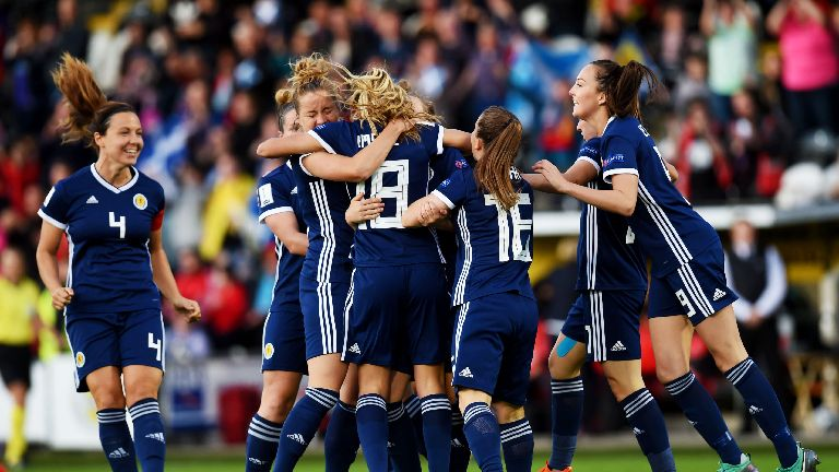 Shelley Kerr names Scotland squad for World Cup 2019