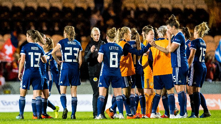 Your guide to Scotland's Women's World Cup squad