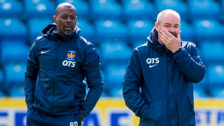 Dyer: Scotland job would be hard for Clarke to refuse