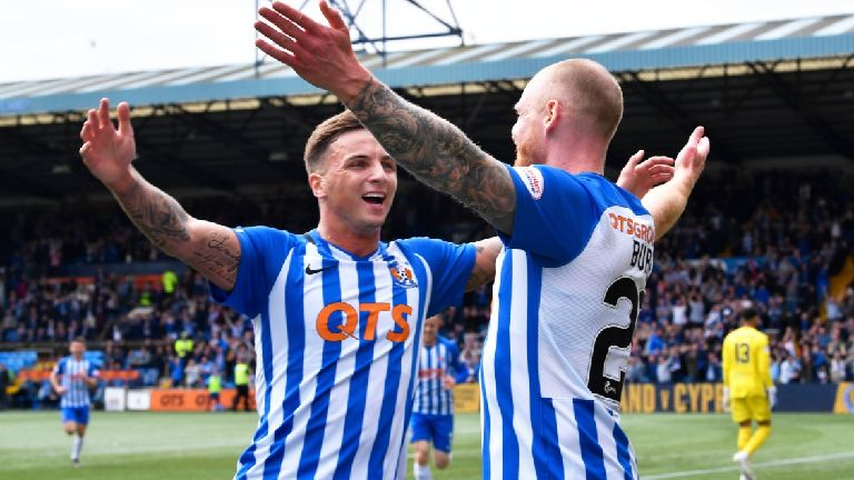 Kilmarnock qualify for Europe for first time in 18 years