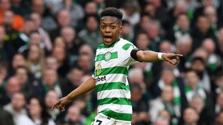 Celtic fans got 'glimpse of the future' with Dembele