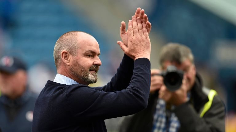 Steve Clarke named as the new Scotland manager